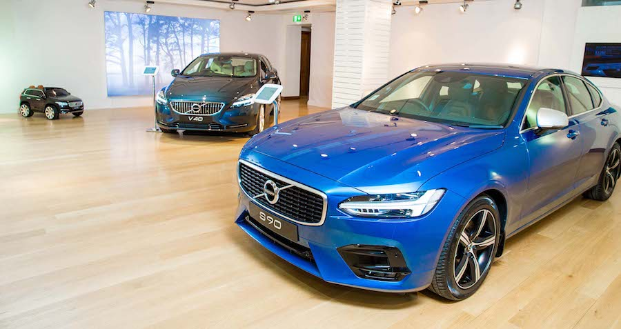 Image result for volvo pop-up dundrum