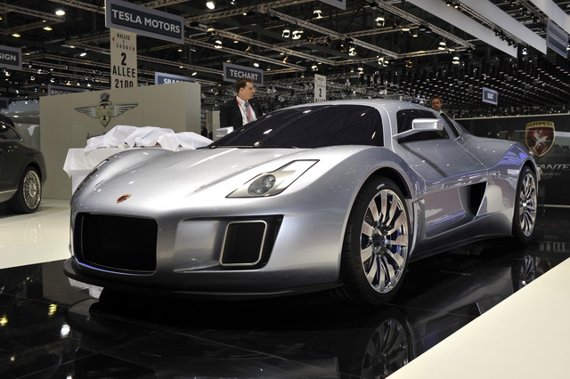 Gumpert goes all soft