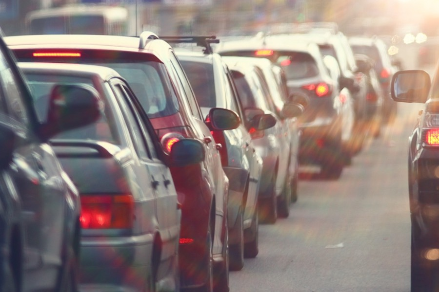 Car News | Drivers now spending 14 days a year in traffic