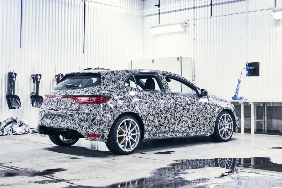 Car News | New Renault Sport Megane to get two chassis