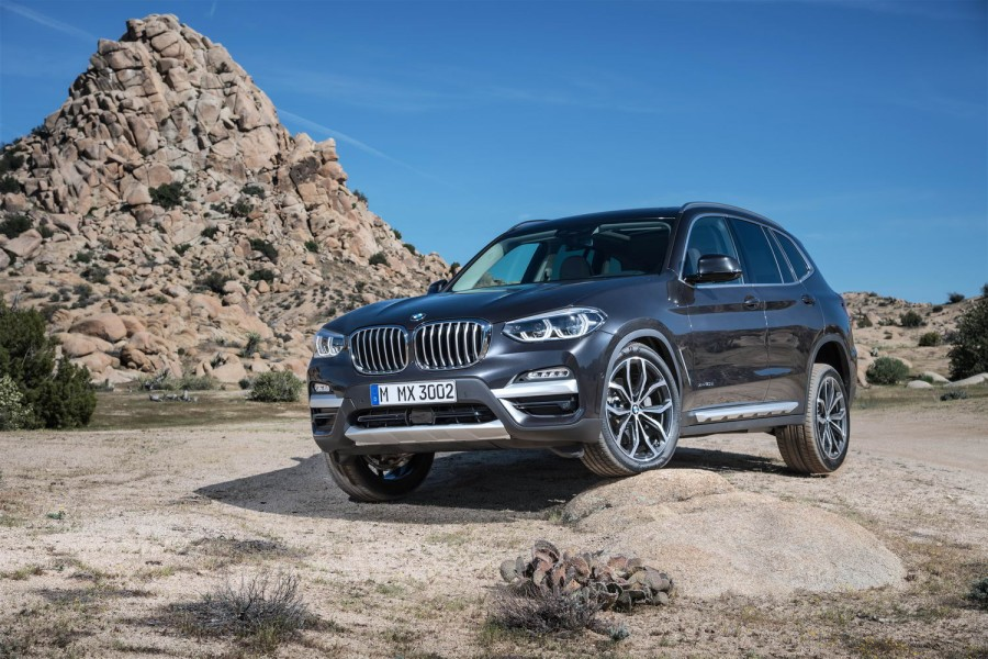 2018 Bmw X3 Pics Prices And Specs