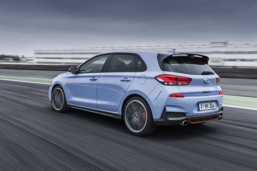 Car News | New Hyundai i30 N: full details, specs and pictures | CompleteCar.ie