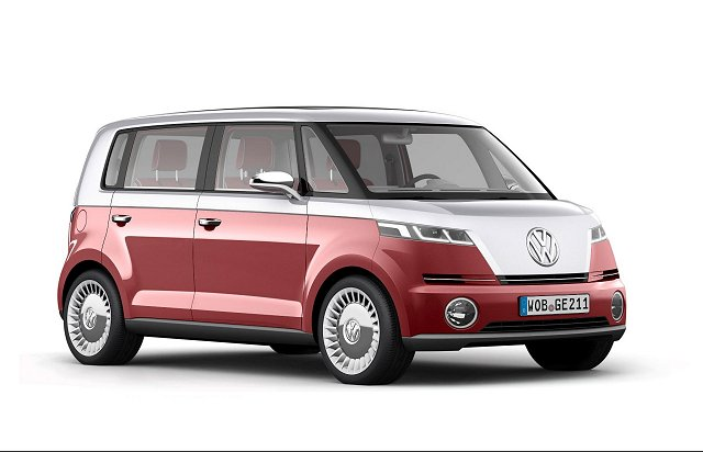 Car News   VW reinvents the Bulli   CompleteCar.ie