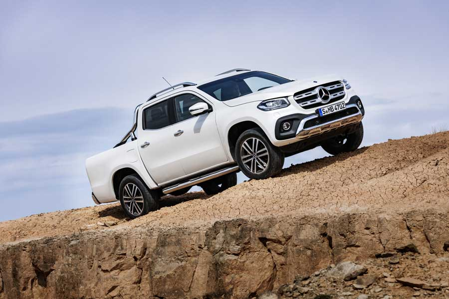 Car News | Mercedes-Benz X-Class details and specifications
