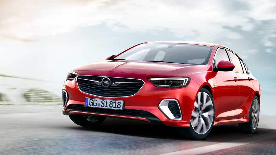 Car News | Opel Insignia GSi for Frankfurt Motor Show