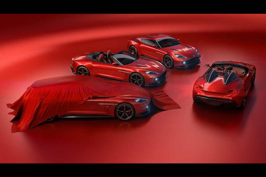Car News | Aston Martin Vanquish Zagato family grows | CompleteCar.ie