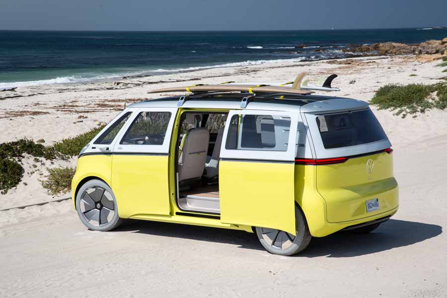 Car News | Volkswagen ID Buzz camper is on its way