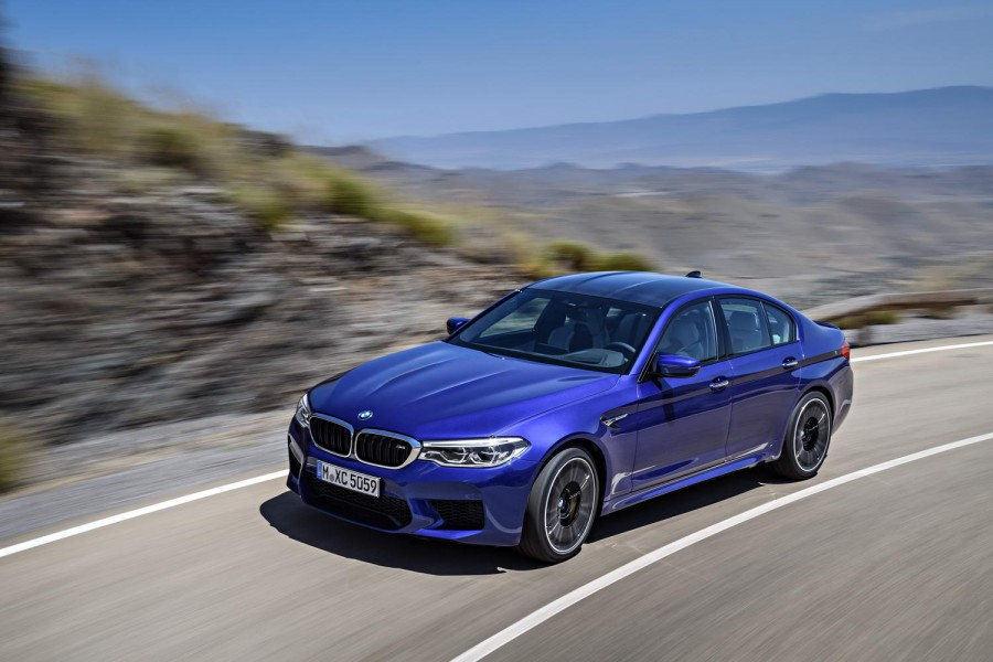 Car News | 2018 BMW M5 revealed in full | CompleteCar.ie