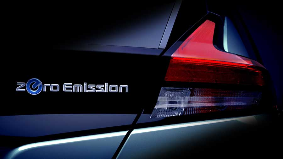 Car News | Nissan gives further glimpse of Leaf MkII