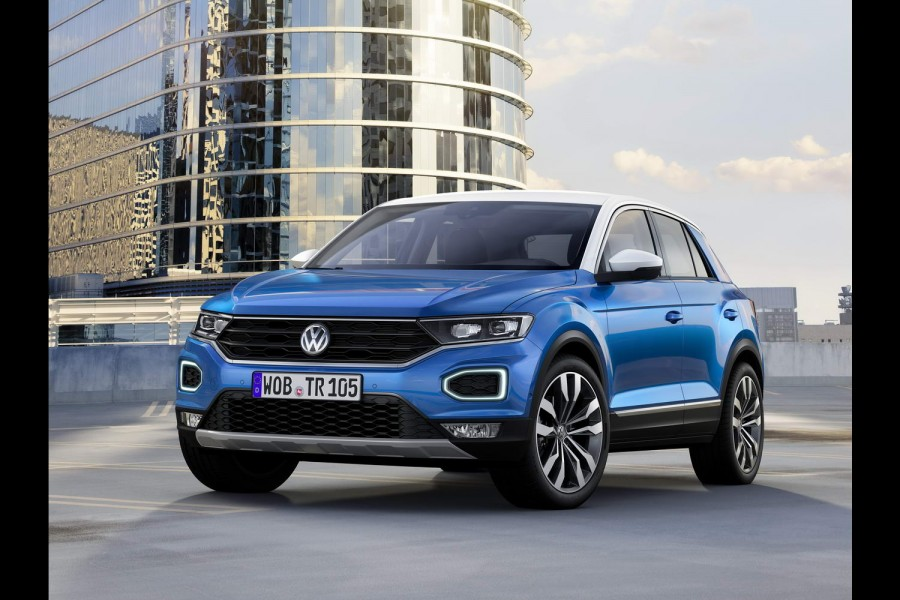 Car News | Volkswagen T-Roc: first pictures, details and specifications