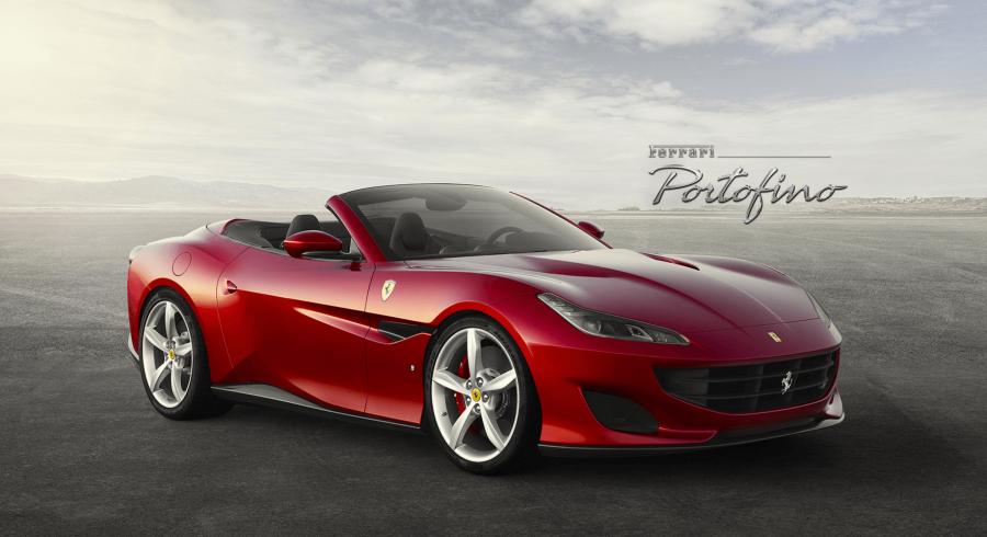Car News | Ferrari Portofino details and photos