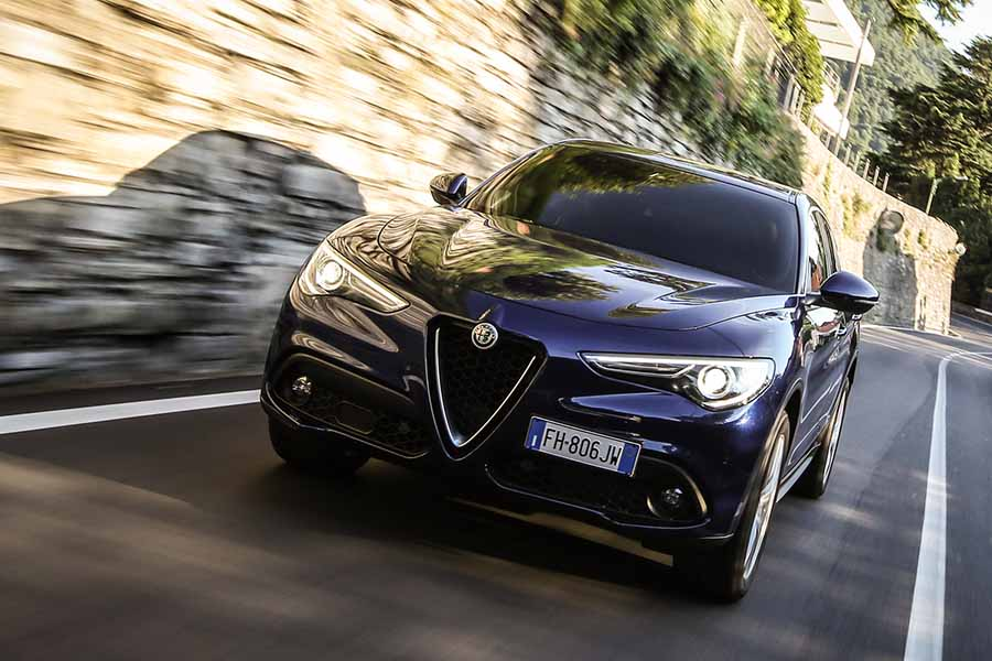 alfa romeo stelvio irish prices announced car and motoring news by. Black Bedroom Furniture Sets. Home Design Ideas