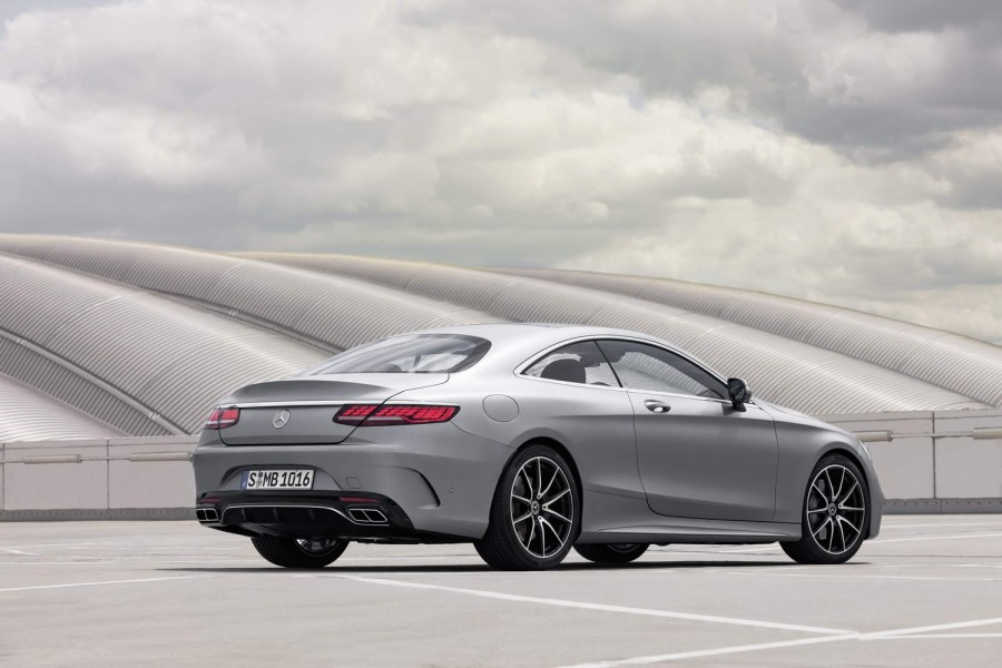 S Class Coupe >> Mercedes S Class Coupe And Cabriolet Updated Car And Motoring News