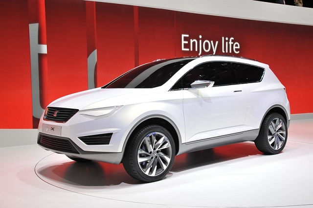 SEAT previews new crossover