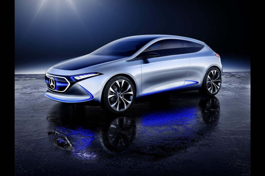 Car News | Mercedes transfers EQ idea to small car | CompleteCar.ie