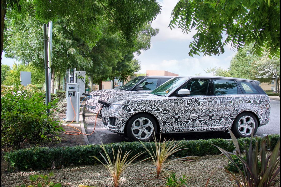 Land Rover confirms plug-in hybrid Range Rover