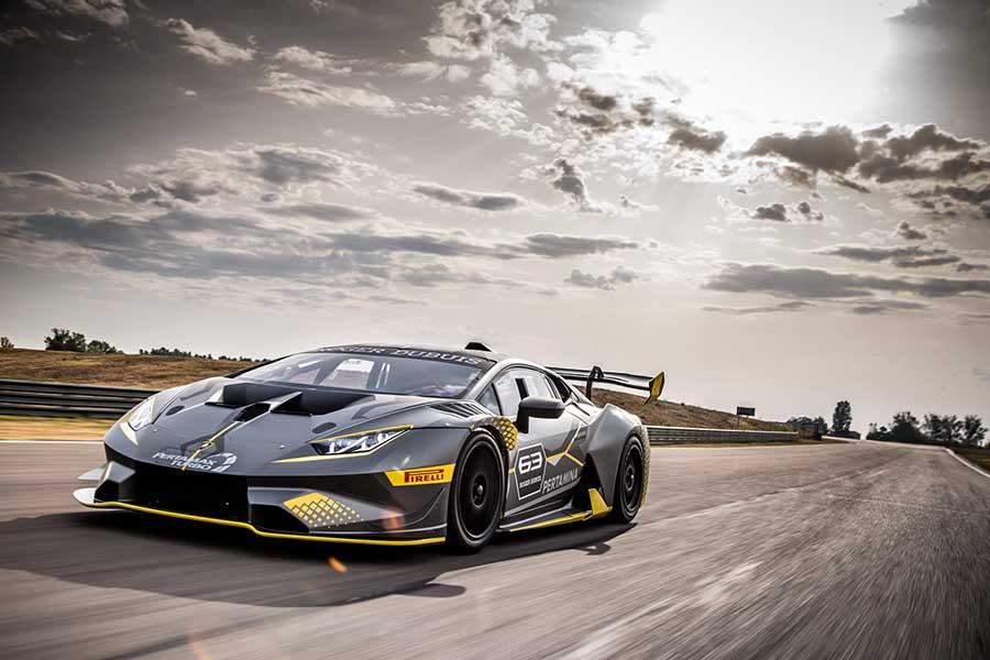 Car News | Lamborghini reveals Huracan Super Trofeo Evo