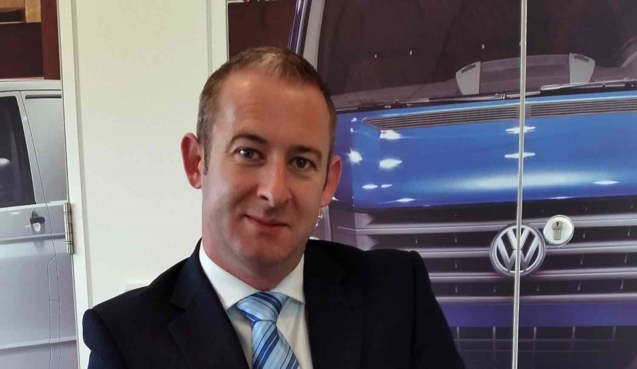 Car Industry News | Volkswagen Commercial Vehicles boss raising money for homelessness | CompleteCar.ie