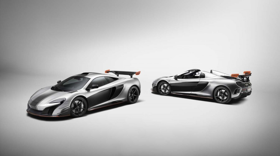 Customer orders matching McLaren MSO R twins