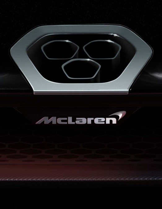 Car News   McLaren teases new Ultimate Series addition