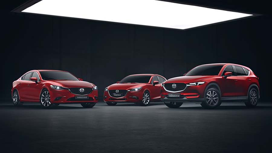 Mazda Ireland offers array of 181 deals