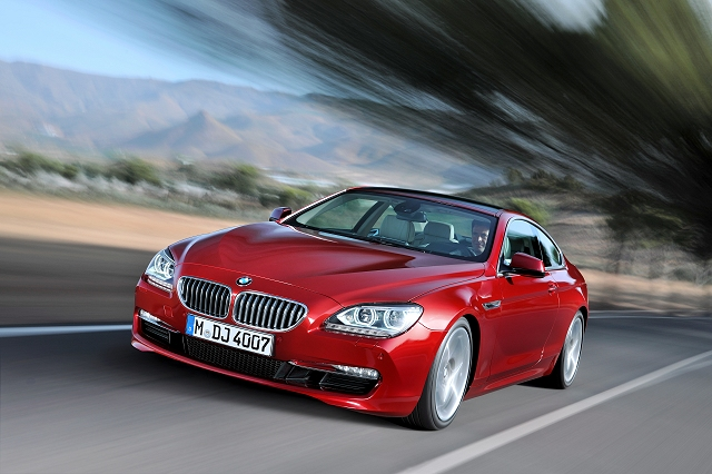 Car News | New BMW 6 Series Coupé unveiled | CompleteCar.ie