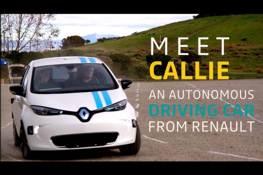Car News | Renault claims giant robot car leap | CompleteCar.ie