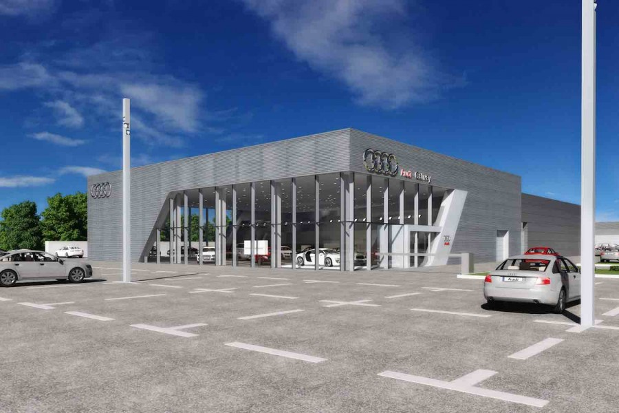 Car Industry News | New Audi dealership by Connolly Motor Group | CompleteCar.ie
