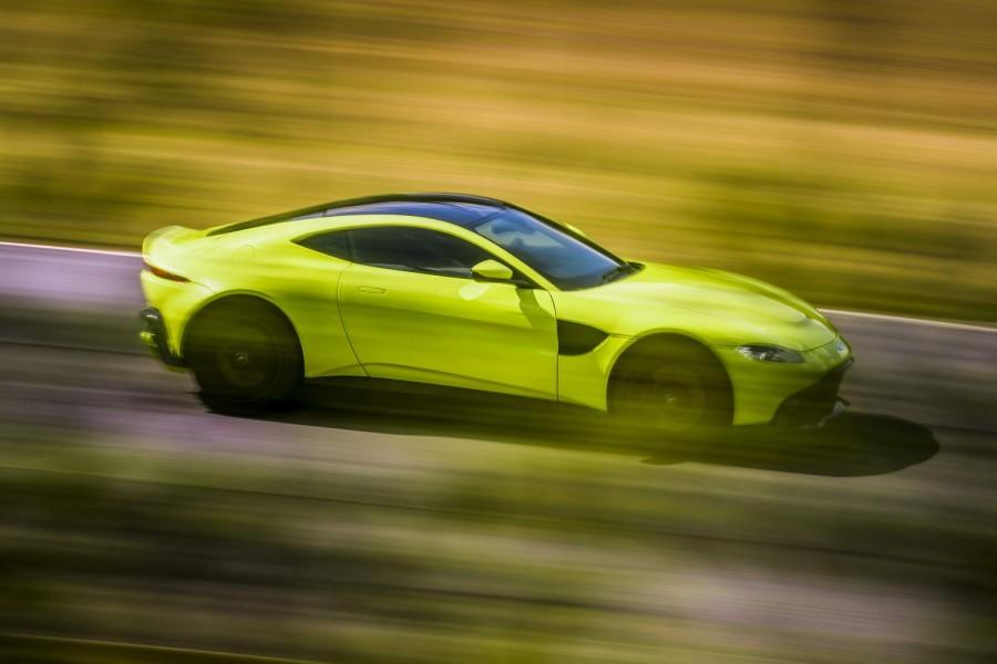Car News | 2018 Aston Martin Vantage in detail | CompleteCar.ie