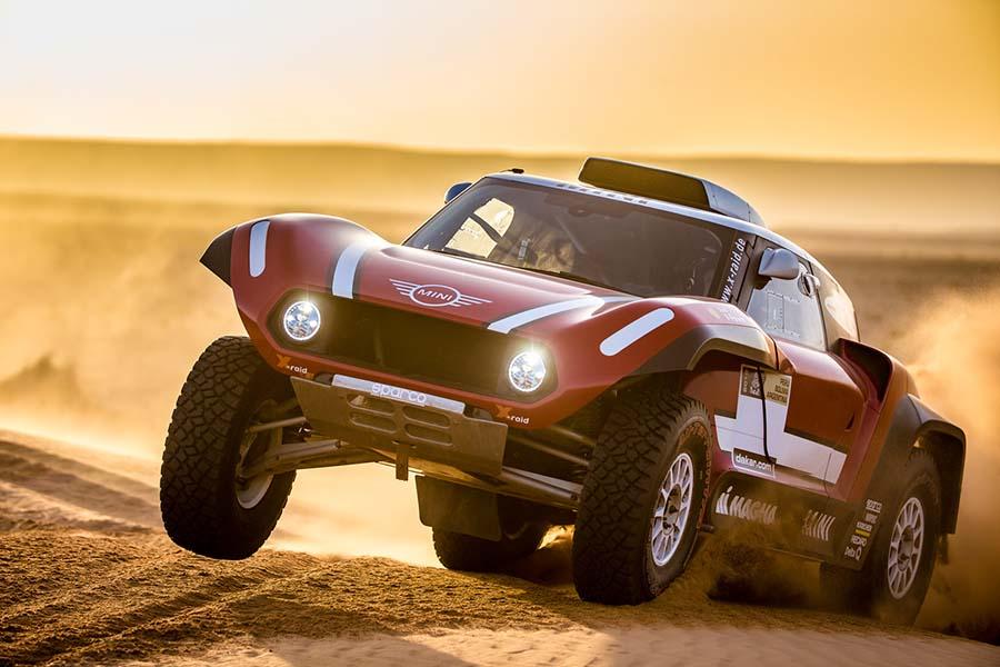 Car News | MINI to enter Buggy into Dakar 2018 | CompleteCar.ie