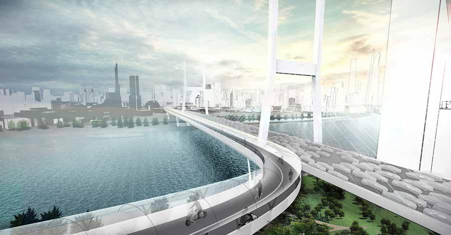 Car News | BMW unveils a road rather than a car