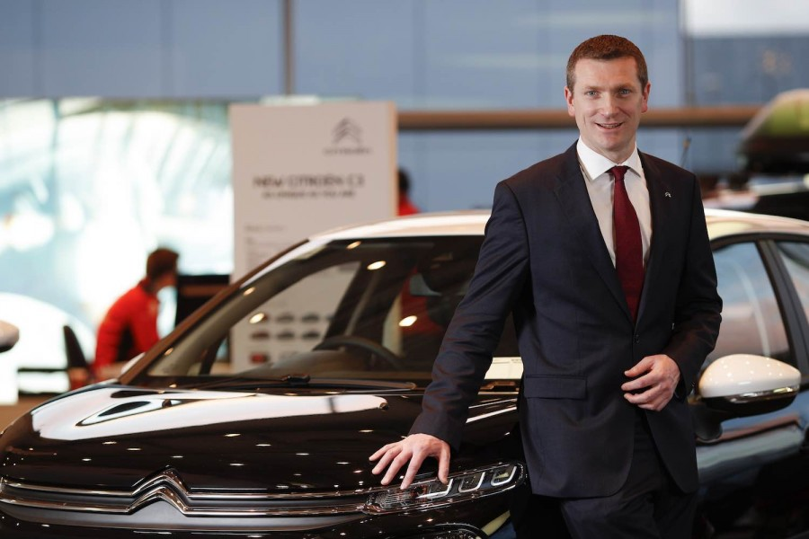 Car Industry News | Pat Ryan named Managing Director of Citroen and DS Ireland | CompleteCar.ie