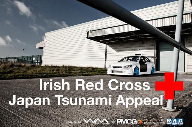 Car News   Irish Red Cross Japan Tsunami Appeal   CompleteCar.ie