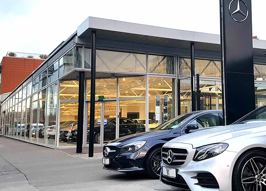 Car Industry News | Mercedes-Benz Ireland gets new and upgraded dealerships | CompleteCar.ie