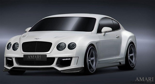 Car News | New Bentley tuner rocks in | CompleteCar.ie