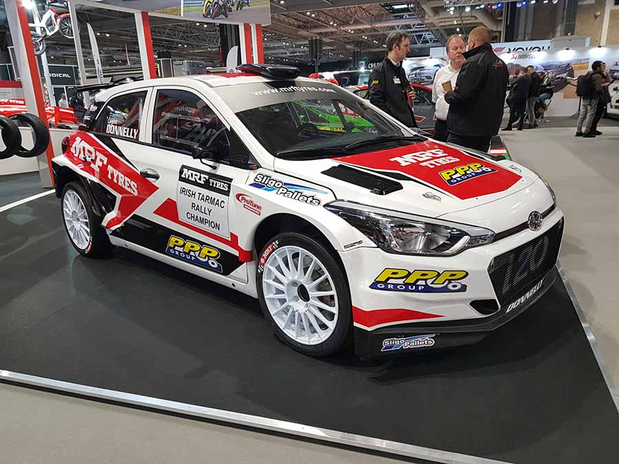 Car News | Eugene Donnelly plots return to Irish rallying