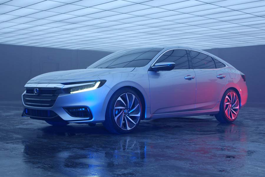 Car News | Honda Insight launched in Detroit