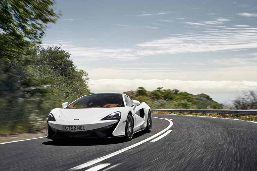Car News | McLaren 570GT gets upgraded styling