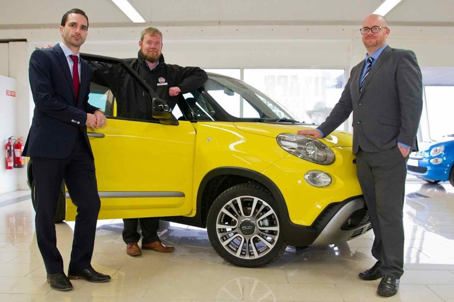 Car Industry News | Brian Reynolds Car Sales appointed as new Fiat dealer | CompleteCar.ie