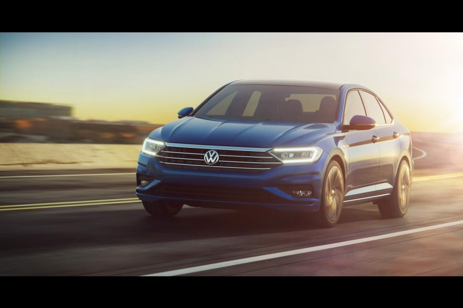 Car News | New VW Jetta for Detroit... but not Dublin | CompleteCar.ie