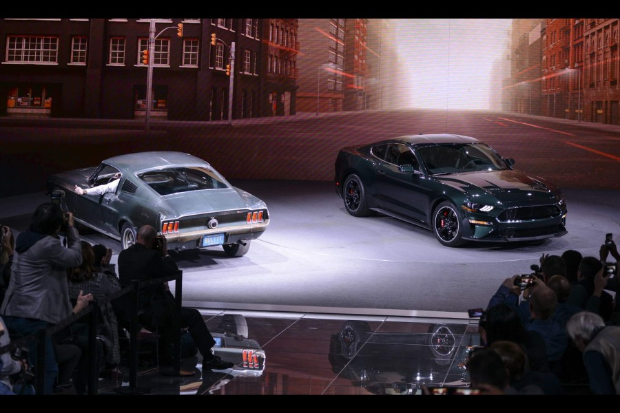 Car News | Ford revives Bullitt Mustang... twice! | CompleteCar.ie