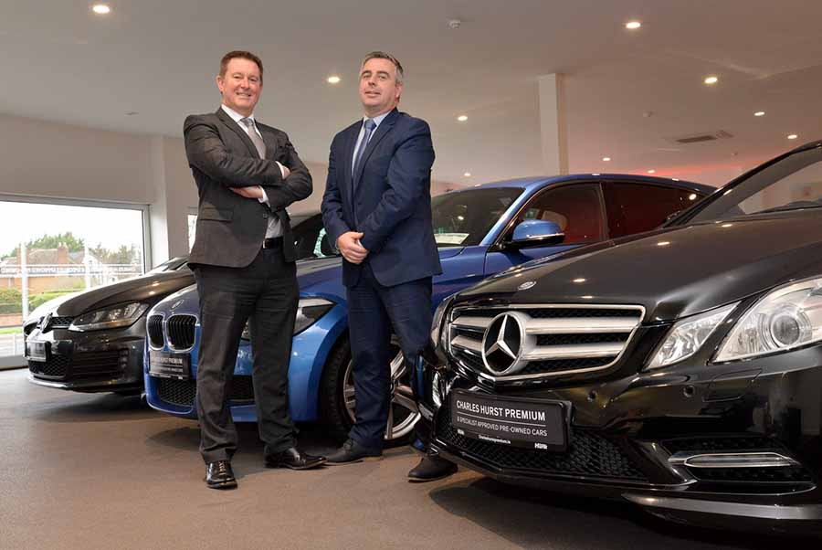 Car Industry News | Charles Hurst Premium opens in Dublin | CompleteCar.ie