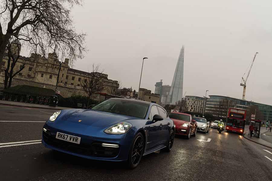 Car News | Gold standard for Porsche Panamera Sport Turismo