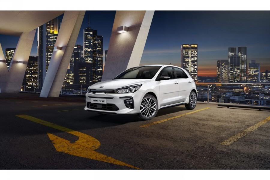 Car News | Kia reveals sportier GT-Line Rio | CompleteCar.ie