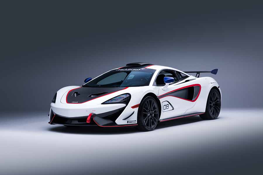 Car News | McLaren Special Operations shows off MSO X