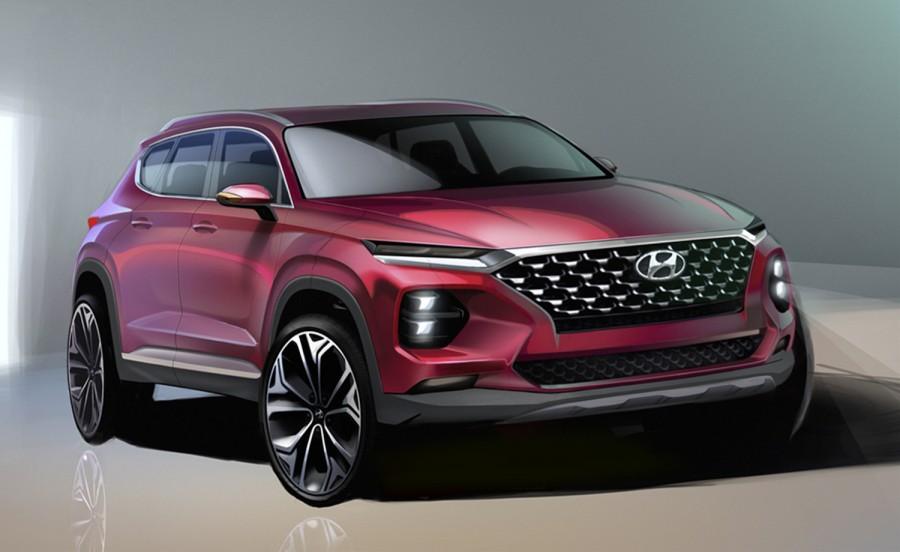 Car News | Hyundai teases us with new Santa Fe | CompleteCar.ie