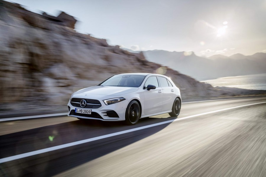 All-new Mercedes-Benz A-Class goes big on tech