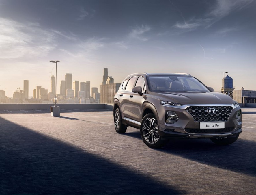 All-new Hyundai Santa Fe revealed
