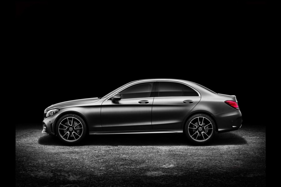 Car News | Mercedes C-Class facelift: full details and pictures