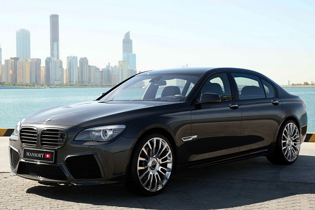 Car News | BMW 7 Series too subtle for you? | CompleteCar.ie